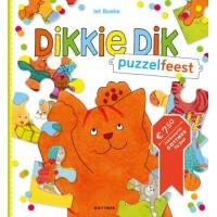 Boeke, Jet: Dikkie Dik puzzelfeest (4-6-9-16 stukjes)