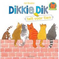 Boeke, Jet: Dikkie Dik, telt voor tien ( samen leren)