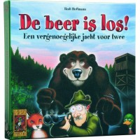 999 Games: De beer is los!  een vergenoeglijke jacht voor twee
