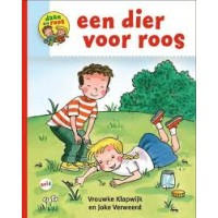Klapwijk, Vrouwke en Joke Verweerd: Een dier voor Roos ( Daan en Roos)