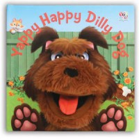 Handpopboek: Helga Hond kan niet blaffen