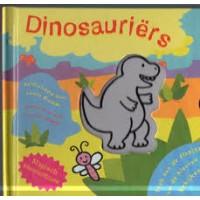 Magisch kleurenboek: Dinosauriërs ( uittrek-flappen)