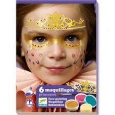 Djeco: Schminken-prinses (nieuw)