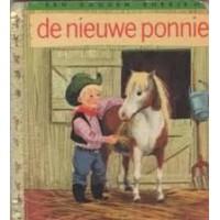Gouden boekjes van de Bezige Bij: De nieuwe ponnie ( 41