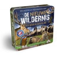 Identity Games: De nieuwe wildernis, grote natuur in een klein land (alles wat je wilt weten over de Nederlandse natuur) NIEUW in folie