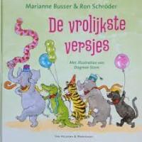 Busser, Marianne en Ron Schroder met ill. van Dagmar Stam: De vrolijkste versjes