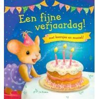 Butterfield, Moira en Alison Edgson: Een fijne verjaardag! ( met kaarsjes en muziek)