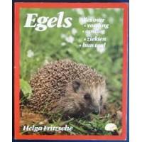 Fritzsche, Helga: Egels - alles over voeding, opvang, ziekten en hun taal