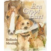 Meuldijk, Belinda met illustraties van Michaëla Rotbauer: Een groot hart