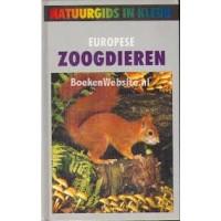 Natuurgids in kleur: Europese zoogdieren door J. Reichholf ea