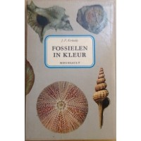 Moussault natuurgidsen: Fossielen in kleur door JF Kirkaldy