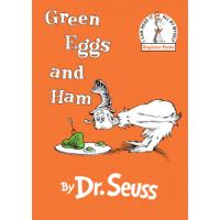 Dr. Seuss: Green egg's and ham - Beginner Books  (Engels)