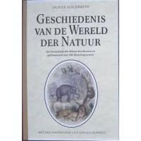 Goldsmith, Oliver: Geschiedenis van de wereld der Natuur beschreven en geillustreerd met 200 kleurengravures