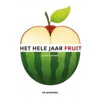 Corman, Clara: Het hele jaar fruit (karton met flapjes)