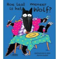 Kubler, Annie: Hoe laat is het, meneer Wolf? ( met vingerpopje)