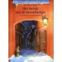 Andersen, Hans Christian met ill. van Anastasia Archipowa: Het meisje met de zwavelstokjes