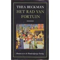 Beckman, Thea: Het rad van fortuin, roman over de Honderdjarige oorlog (softcover)