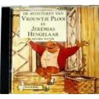 Hoorspel op cd:  De avonturen van Vrouwtje Plooi en Jeremias Hengelaar door Beatrix Potter