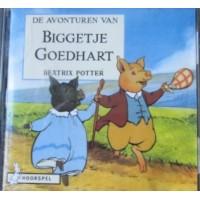 Hoorspel op cd:  De avonturen van Biggetje Goedhart door Beatrix Potter