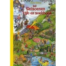 Suess, Anne: Het seizoenen kijk- en zoekboek ( groot karton)