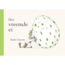 Gravett, Emily: Het vreemde ei