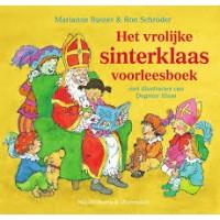 Busser, Marianne en Ron Schroder met ill. van Dagmar Stam: Het vrolijke sinterklaas voorleesboek