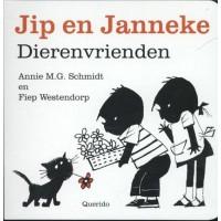 Schmidt, Annie M.G. met ill. van Fiep Westendorp: Jip en Janneke, dierenvrienden (karton)