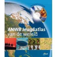 ANWB jeugdatlas van de wereld ( inclusief cd-rom)
