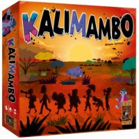 999 Games: Kalimambo door Antonio Scrittore