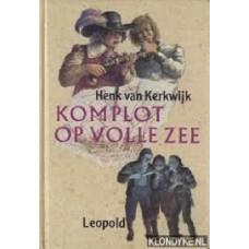 Kerkwijk, Henk: Komplot op volle zee (hardcover)