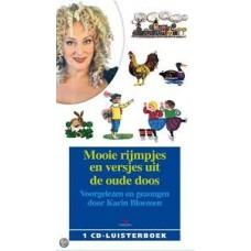 Luisterboek 1cd: Mooie rijmpjes en versjes uit de oude doos voorgelezen en gezongen door Karin Bloemen