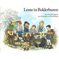 Lindgren, Astrid en Ilon Wikland: Lente in Bolderburen