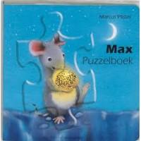 Puzzelboek: Max door Marcus Pfister ( 9 puzzels van 9 stukjes die 1 grote Max puzzel vormen)