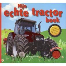 Geluidboek: Mijn echte tractorboek (kijk, ontdek, voel en pop-up tractor plezier)
