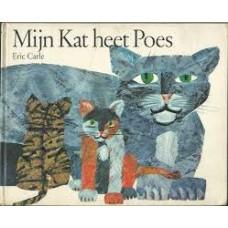 Carle, Eric: Mijn kat heet Poes ( mini prentenboekje)