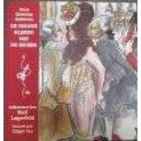 De nieuwe kleren van de keizer (hardcover in casette zonder schaartje aan het leeslint) Sprookje van Hans Christian Andersen. Geïllustreerd door Karl Lagerfeld en vertaald door Edgar Vos.