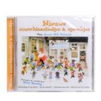 Cd: Nieuwe sinterklaasliedjes en sprookjes van Annie MG Schmidt, gezongen en verteld door Hetty Heyting