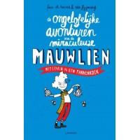 Heinrich, Finn de en  Rán Flygenring: De ongelofelijke avonturen van de miraculeuze Mauwlien - Het leven is een pannenkoek