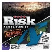 Parker: Risk machtsevenwicht