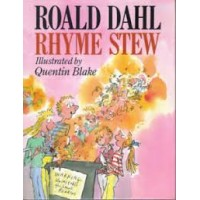 Dahl, Roald met ill. van Quentin Blake: Rhyme stew (hardcover with dustjacket)
