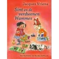Vriens, Jacques met ill. van Marijke Duffhauss: Sint en de verdwenen Wammes