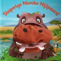Handpopboek: Slaperige Nienke Nijlpaard