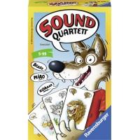Ravensburger: Sound quartet ( geluiden kwartet)