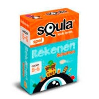 Identitiy Games: Squla- rekenen -schatten ( groep 5-6)