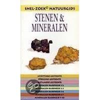 Snel-zoek natuurgids: stenen & mineralen