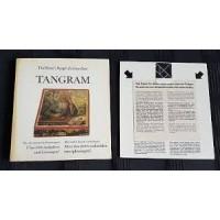 Elffers, Joost: Tangram; het oude Chinese vormenspel / das alte Chinesische Formenspiel (boek + spelstukken)