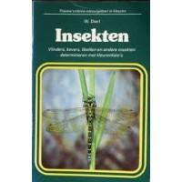 Dierl, Wolfgang: Thiemes kleine natuurgidsen in kleuren- insekten ( vlinders, kevers, libellen ea insekten determineren)
