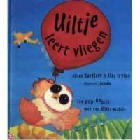 Bartlett, Alison en Abby Irvine: Uiltje leert vliegen ( een pop-up boek)