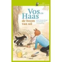 Heede, Sylvia vanden met ill. van The Tjong-Khing: Vos en Haas de boom van uil (ik lees als uil (avi start-M3)