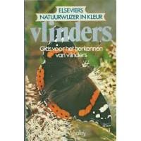 Elseviers Natuurwijzer in kleur: Vlinders, gids voor het herkennen van vlinders door Paul Whalley